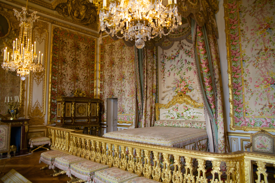Rooms: Inside Chateau De Versailles