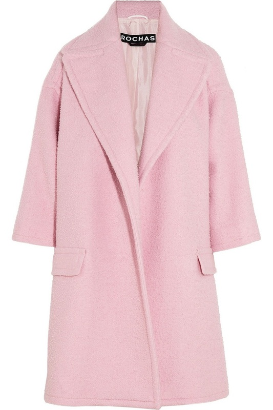 Colourful Coats How To Find The Right Shade Of Pink
