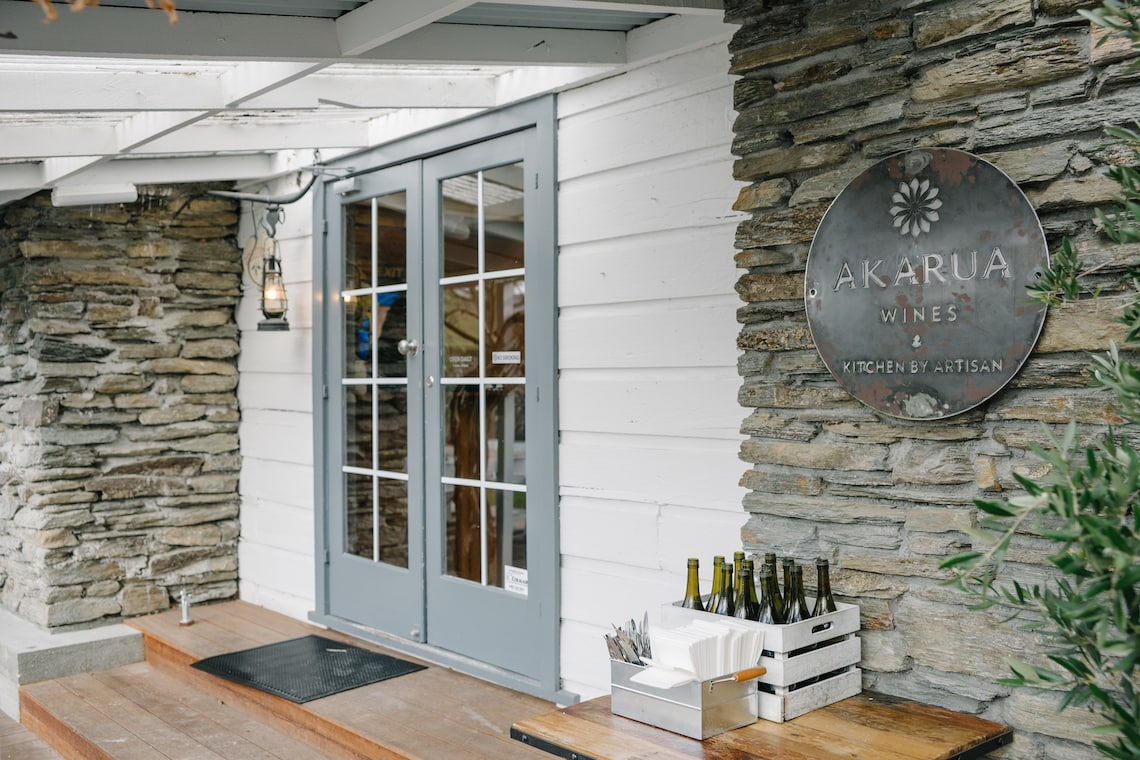 Akarua Wines Queenstown