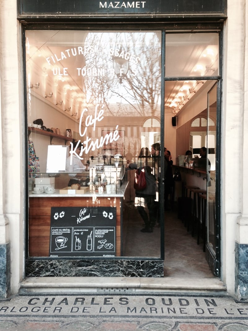 Cute Cafes: Kitsune