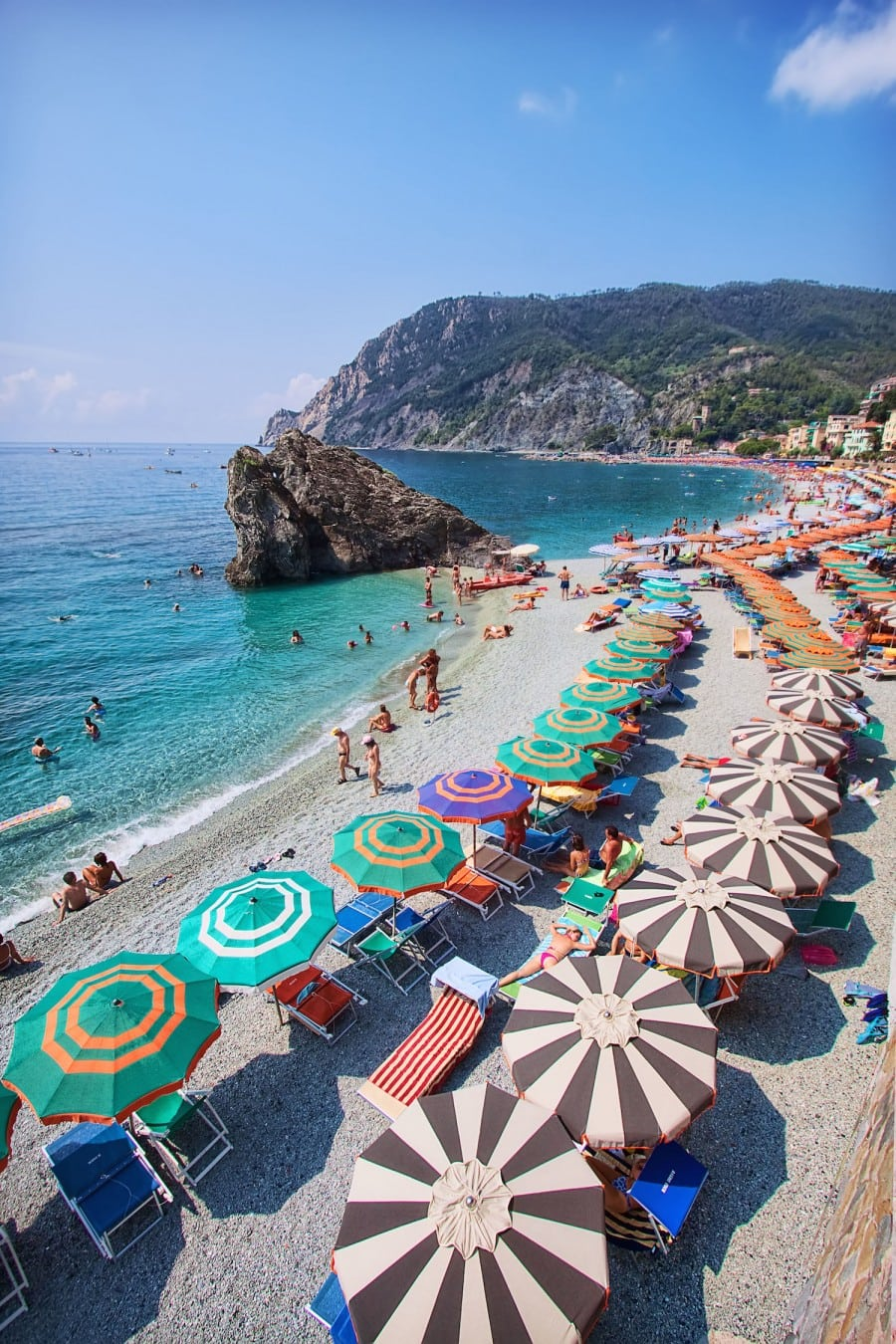 Chris Ford Cinque Terre Italy travel