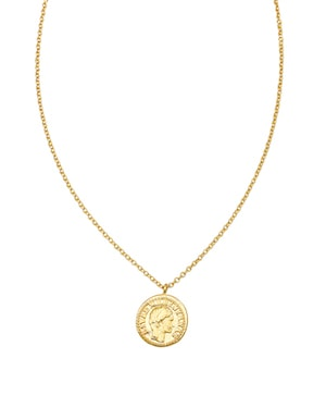 Coin Necklace Jolie and Deen