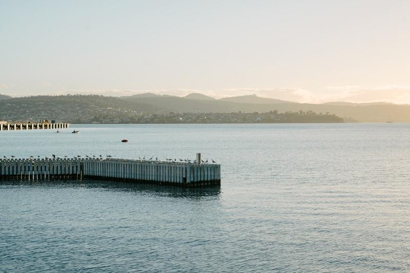 Constitution Dock Hobart