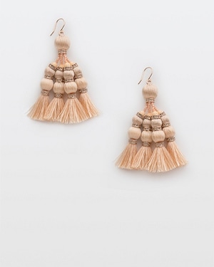 Country Road Tassel Earrings