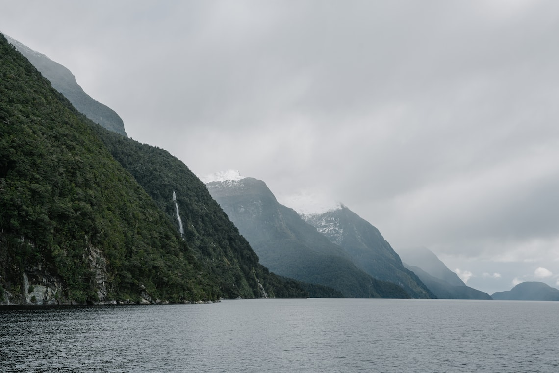 Doubtful Sound New Zealand