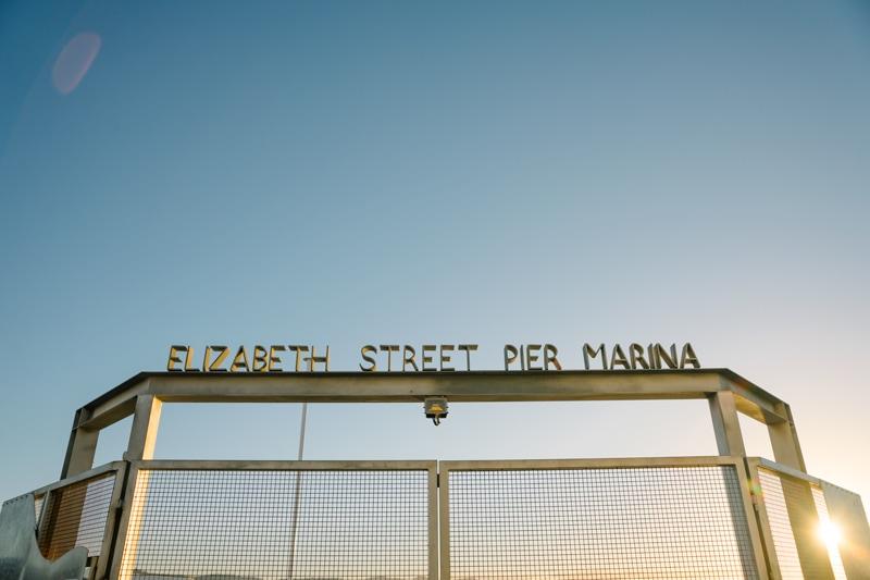 Elizabeth Street Pier Hobart