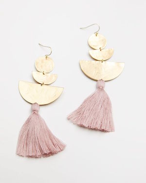 Free People tassel earrings