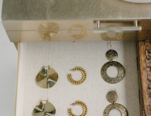 Gold Hoop Earrings Shopping Edit.