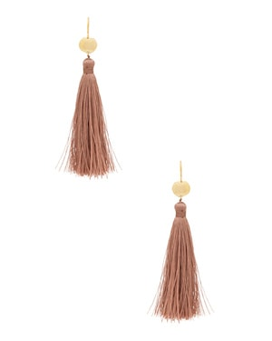 Gorjana Tassel Earrings