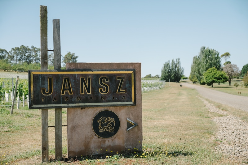 Jansz Winery Launceston