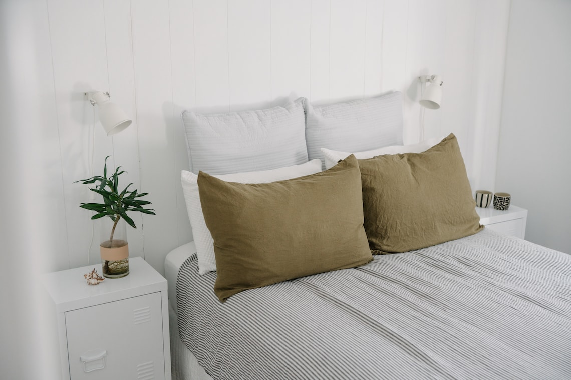 Linen Bedding Noosa Accommodation