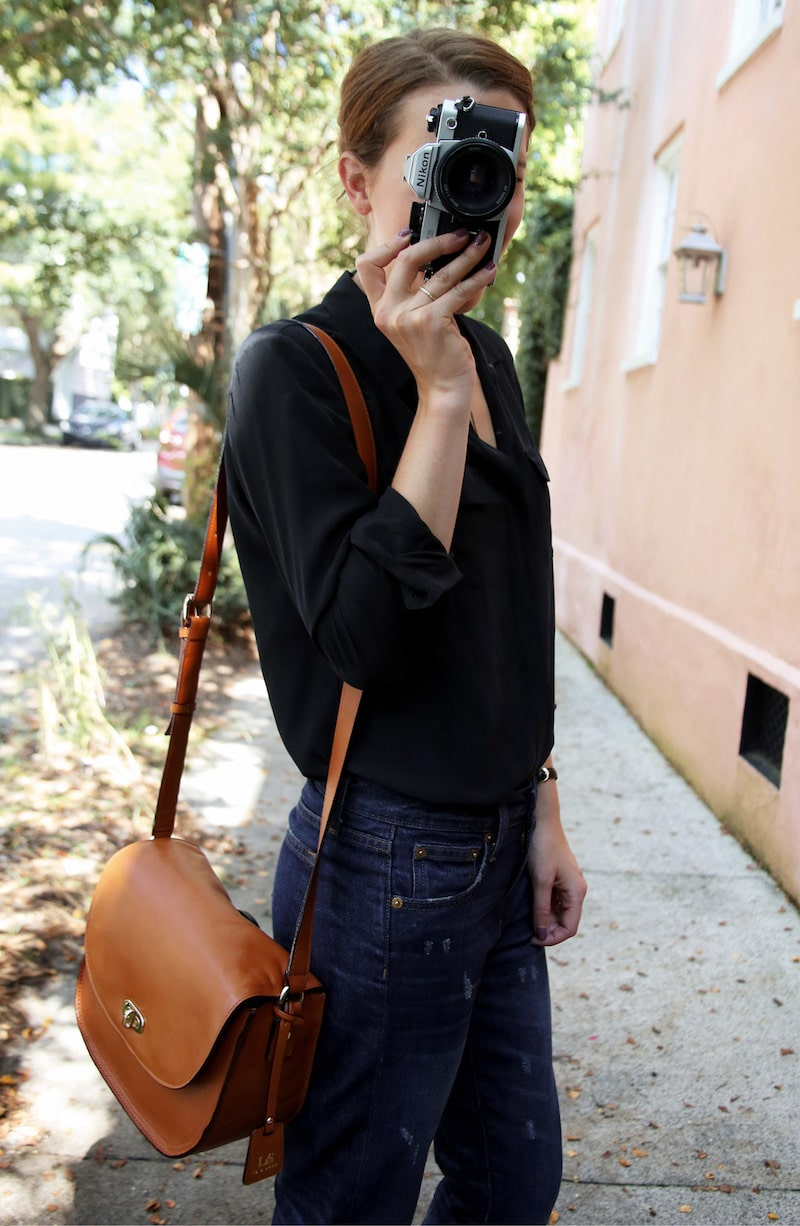 Lo and Sons stylish camera bags