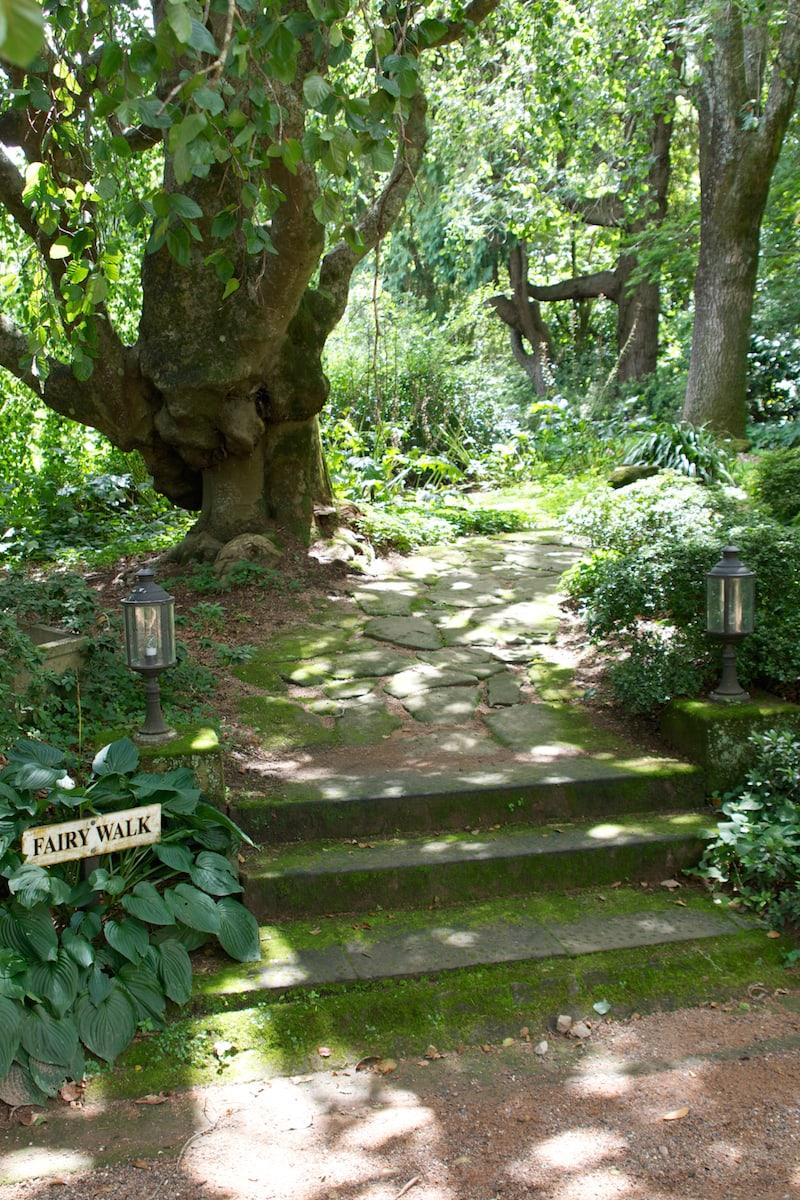 Milton Park Fairy Gardens