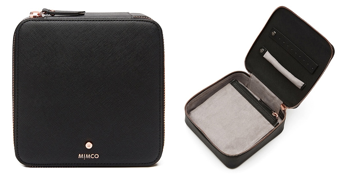 Mimco Jewellery Travel Pouch Gift Ideas.