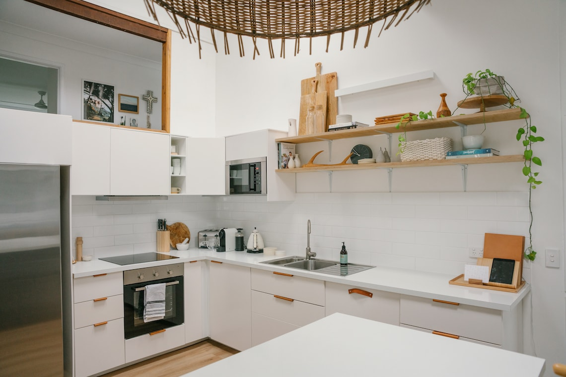 Noosa Accommodation Kitchen