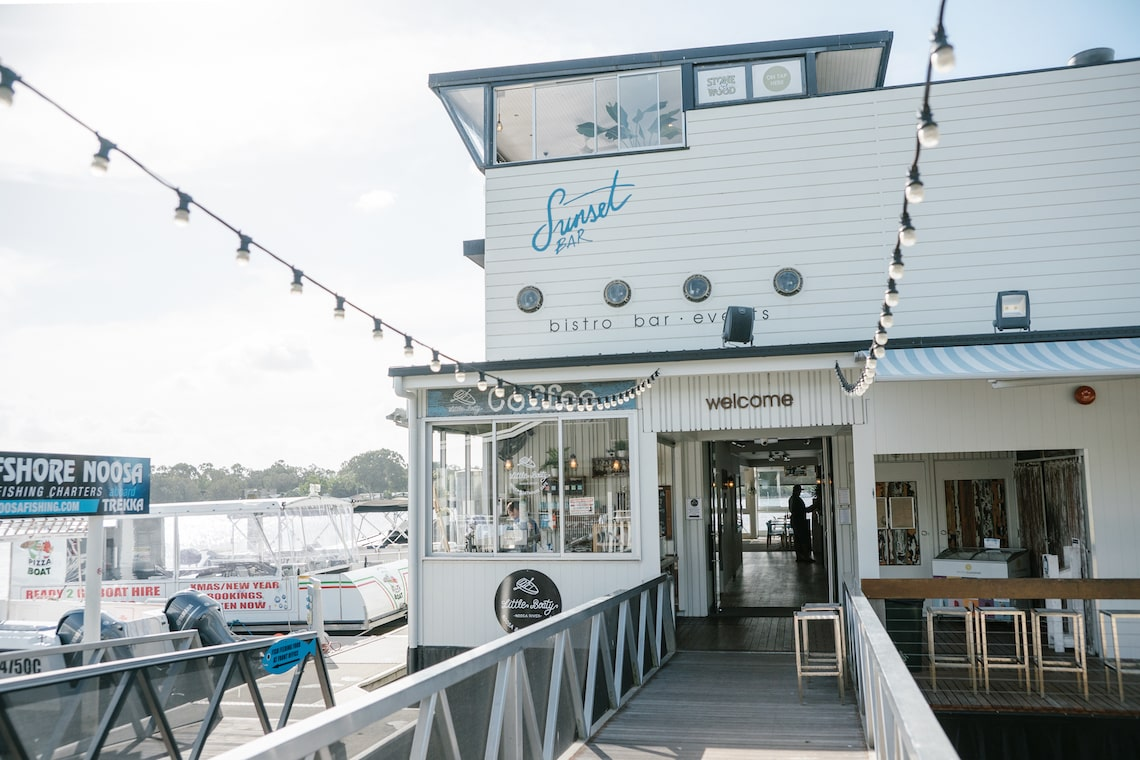 Noosa Boathouse Restaurant