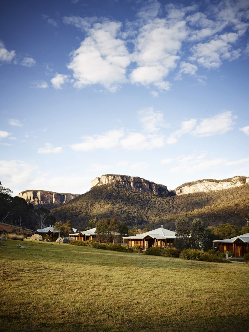 One and Only Wolgan Valley Blue Mountains Accommodation