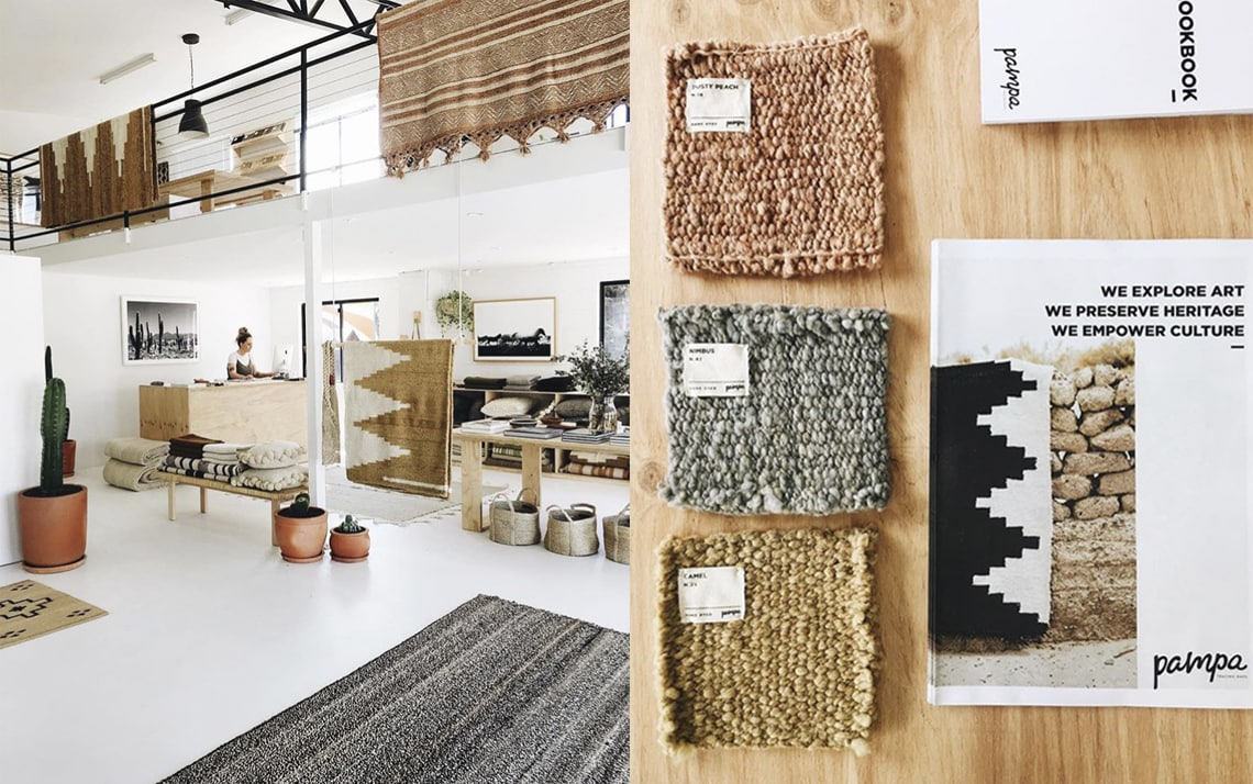 Pampa Concept Store Byron Bay