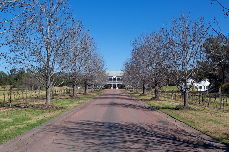 Peppers Convent in country New South Wales