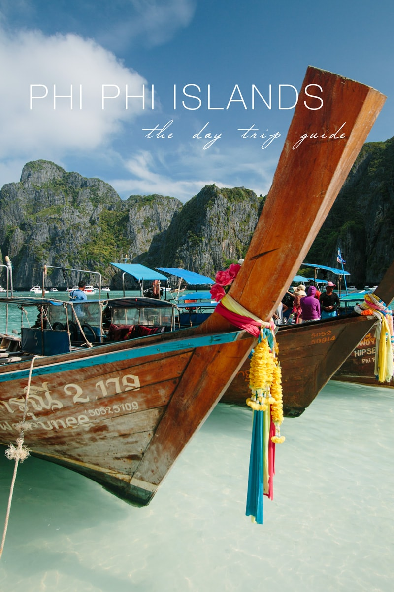Phi Phi Islands Travel Guide