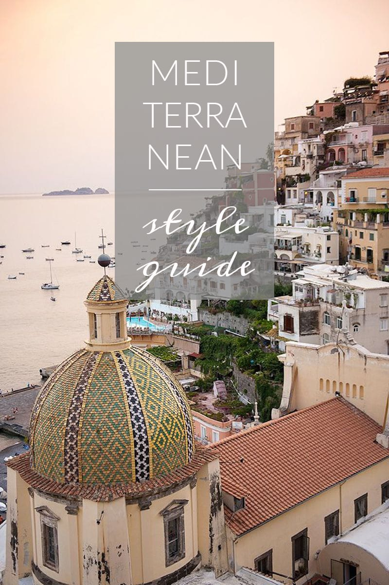 travel style Positano by Nadean Richards