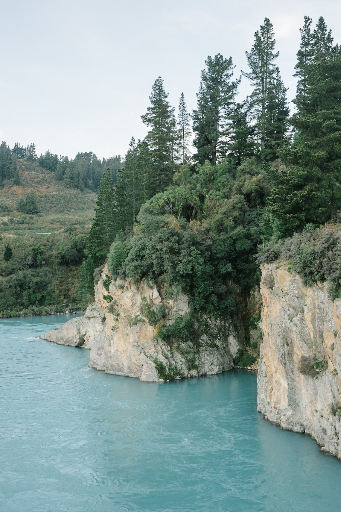 Rakaia Gorge South Island New Zealand