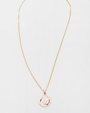 Reliquia coin necklace