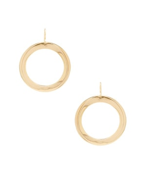 Revolve Avila hoop earrings