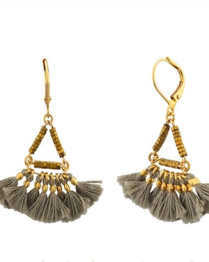 Shashi Lilu Tassel Earrings