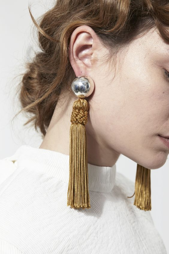 Sophie Buhai tassel earrings