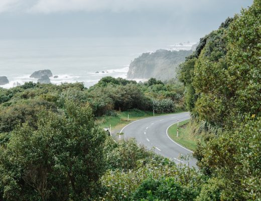 South Island New Zealand Road Trip