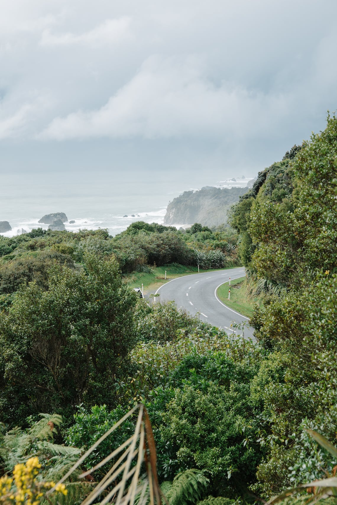 South Island New Zealand Road Trip