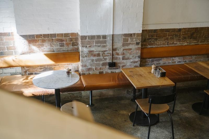 Three Williams Cafe Sydney
