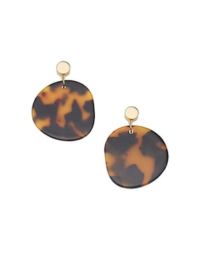 Tortoiseshell Earrings Jolie and Deen
