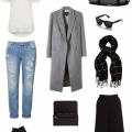 how to shop for travel clothing at sales.