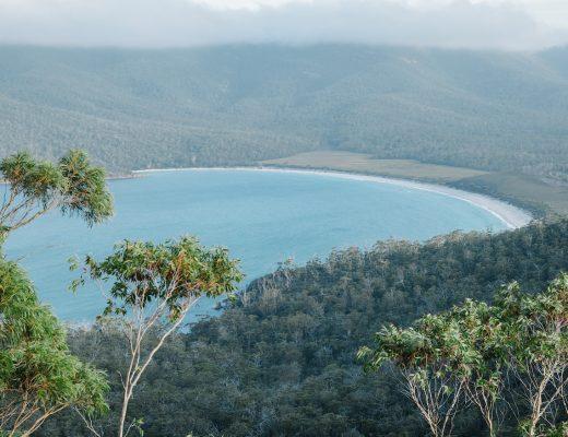 Wineglass Bay Lookout Tasmania