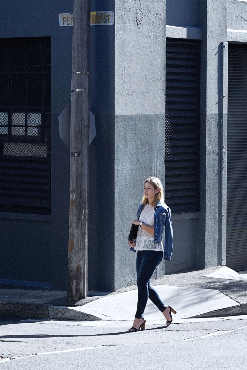 denim jacket styling tips