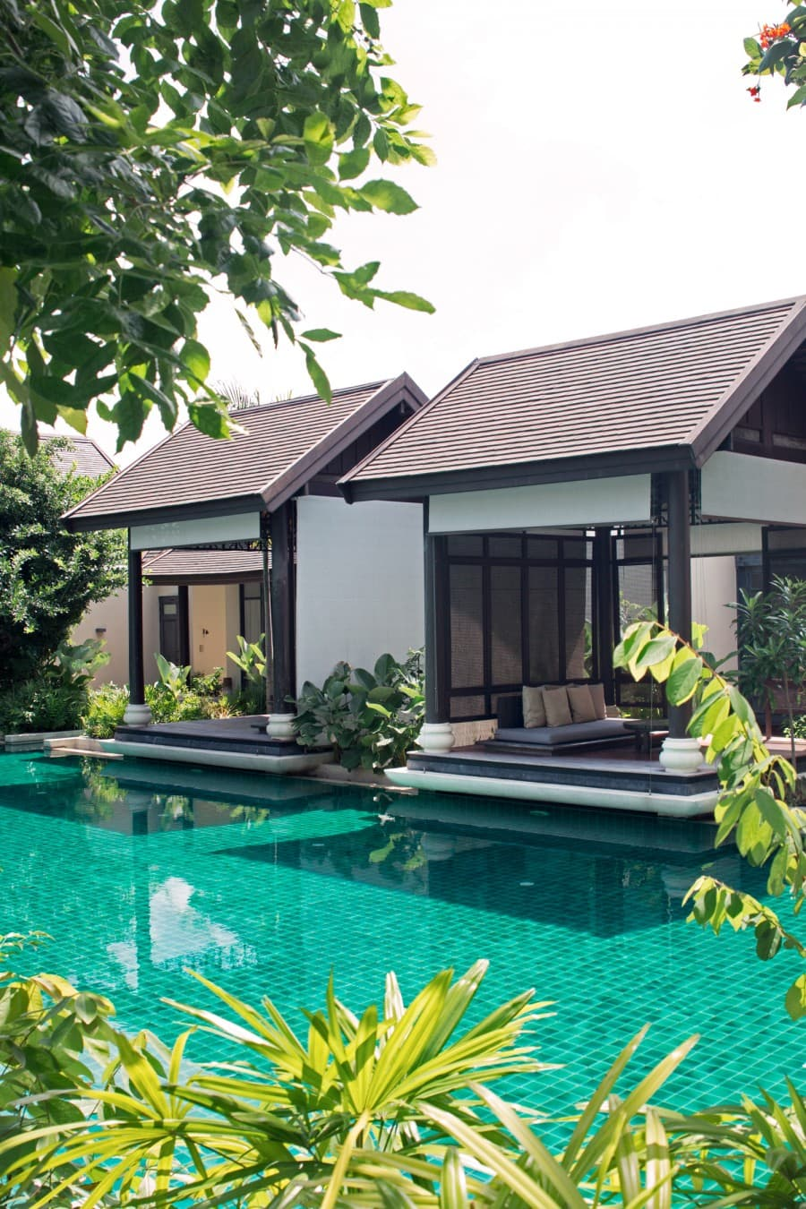 pool access villa review Anantara
