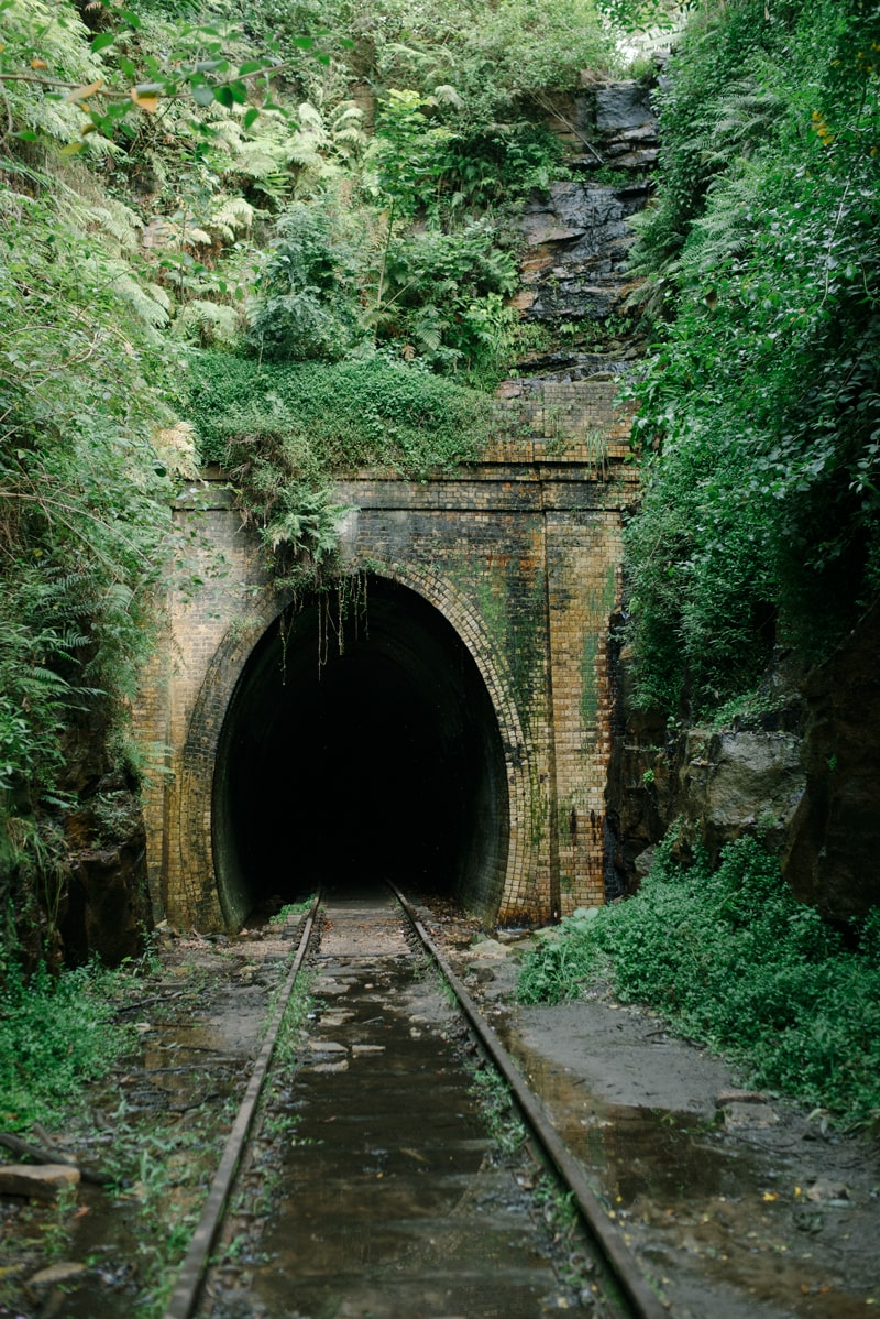 visiting Helensburgh tunnel